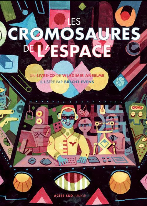 Les-cromosaures-de-l'espace-metz