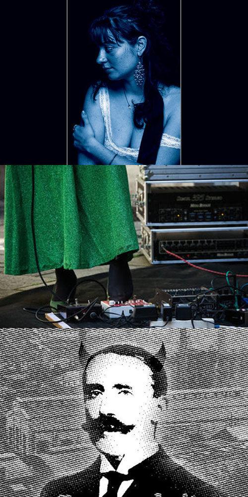 Fantome-Strange Ladies-De Wendels